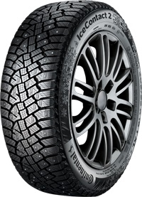 Шины Continental Conti Ice Contact 2 KD 275/50 R21 113T